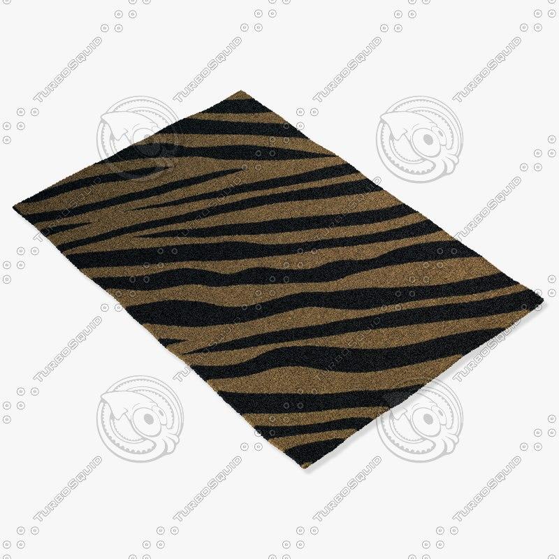 3d capel rugs 6954 375f model