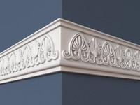 frieze 3d model