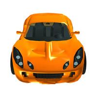 3ds elise car