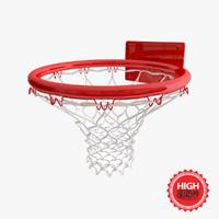 basketball rim max