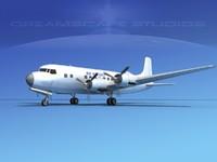 Douglas DC-6 Air America