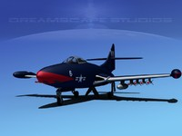 panther f9f f9f-5 3d dwg