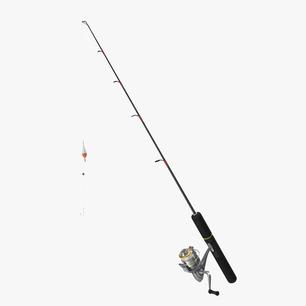 max fishing pole