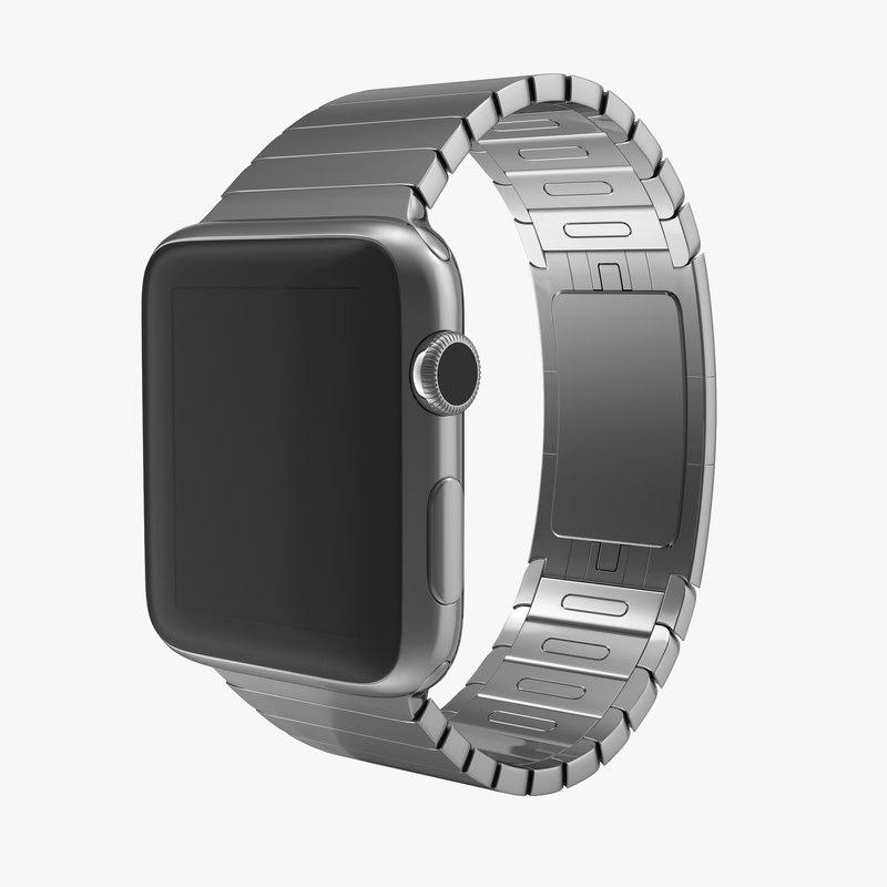 max apple watch link bracelet
