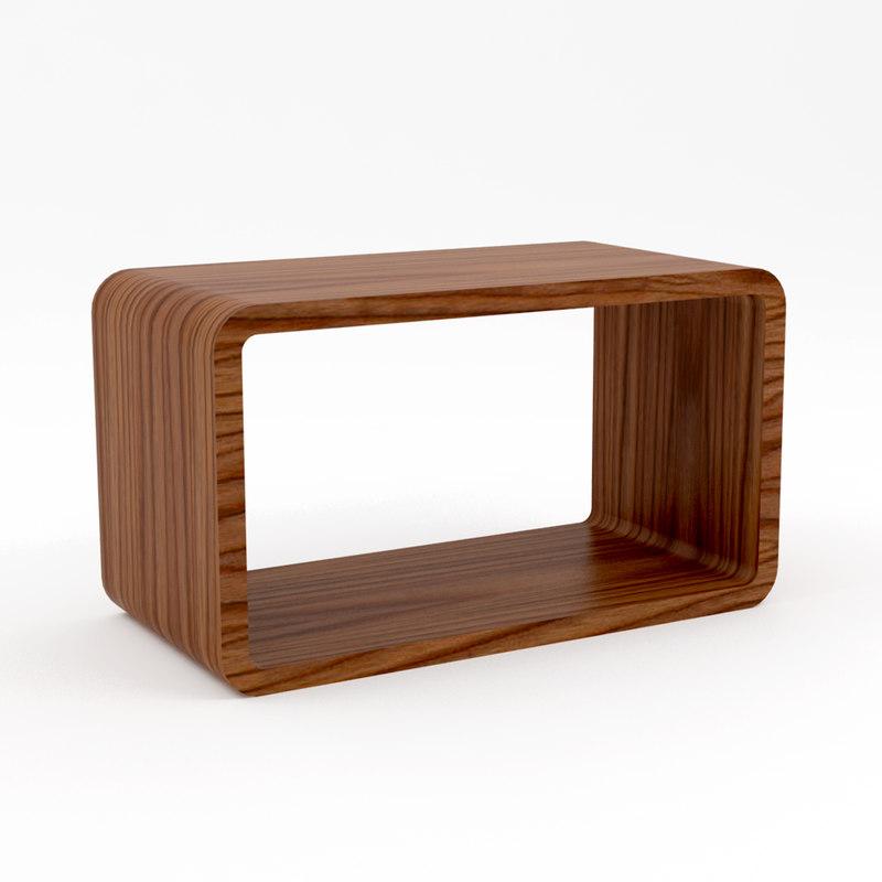 obj table modern