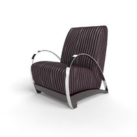 chair factory turri contemporary 3d max
