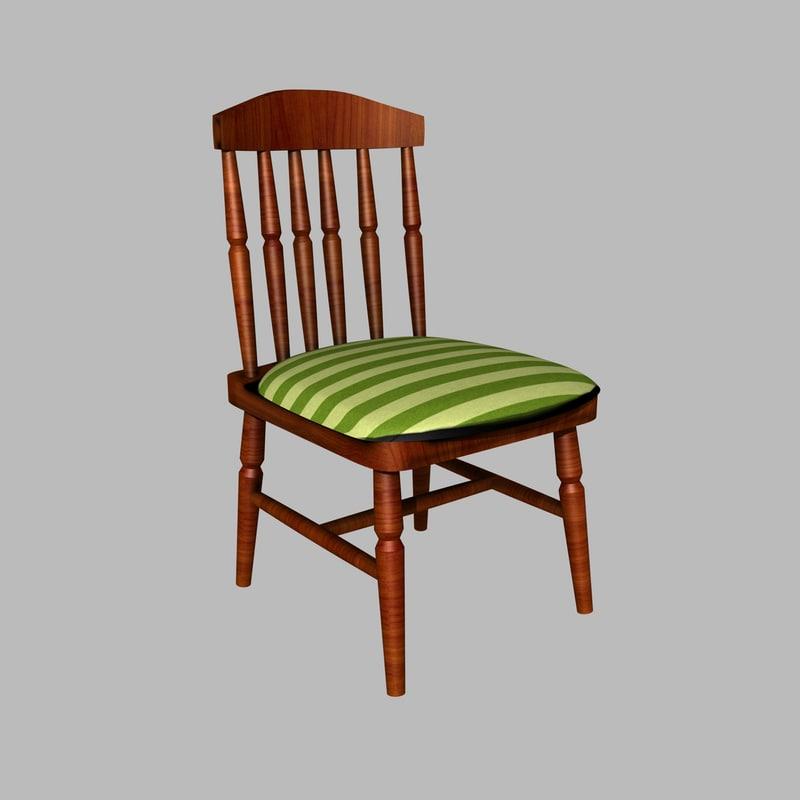 chair silla cadeira max