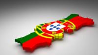 3d model portugal