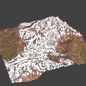 3ds max terrain