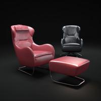 3d jolly-armchair