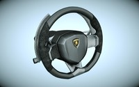 lamborghini steering wheel max
