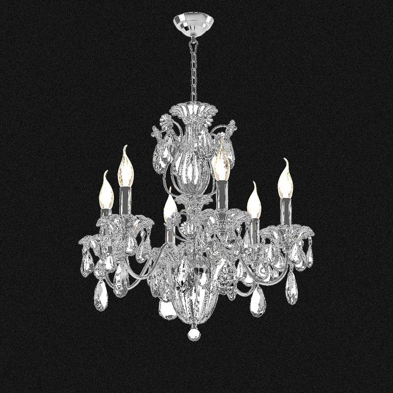 3ds max lightstar 790064 chandelier