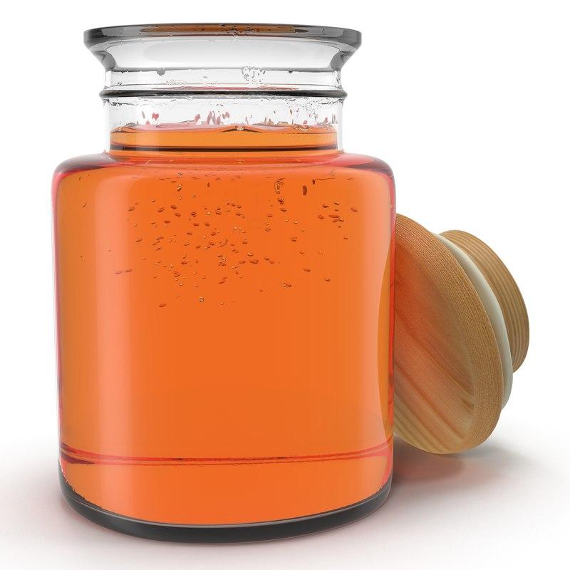 max jar honey modeled