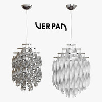 Verpan Spiral SP01 Mini by Verner Panton