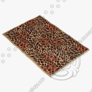 3d model ragotex rugs 144692525