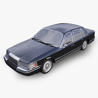 lincoln town car 1990-th