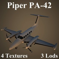max piper pa-42 cheyenne