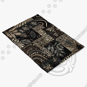 ragotex rugs 512288979 3d model