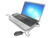 laptop external hard 3d 3ds