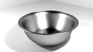 lotion bowl medical 3d 3ds