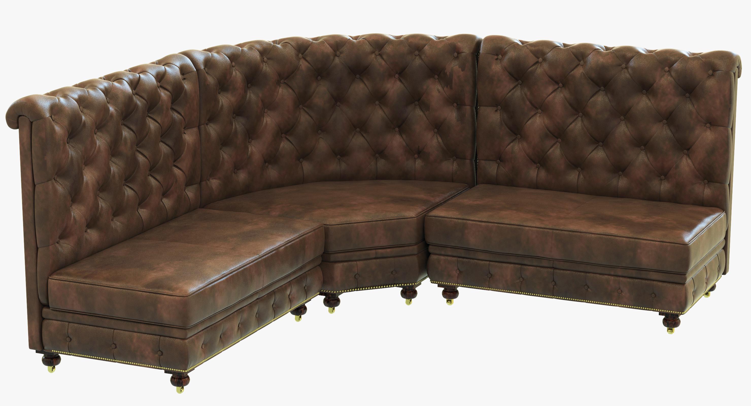 Restoration Hardware Kensington Leather L Banquette2.jpg