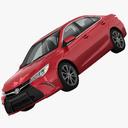 Camry 3D models