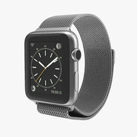 Apple Watch 42mm Milanese Loop 2