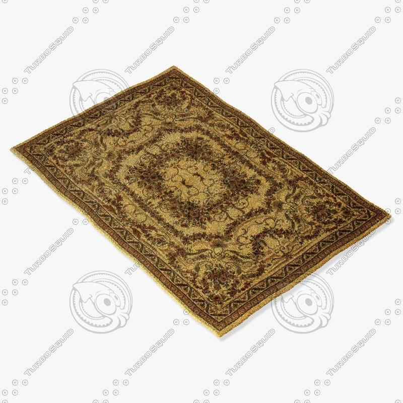 ragotex rugs 592596565 3d model
