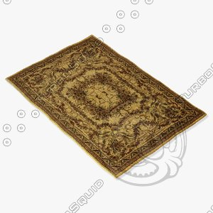 ragotex rugs 592596565 3d model