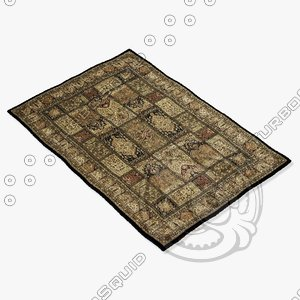 3d ragotex rugs 592831737 model