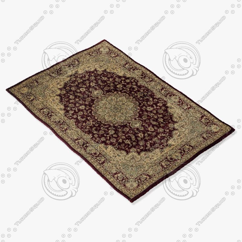 3d model ragotex rugs 593291717