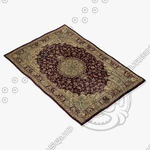 3d model ragotex rugs 593291717