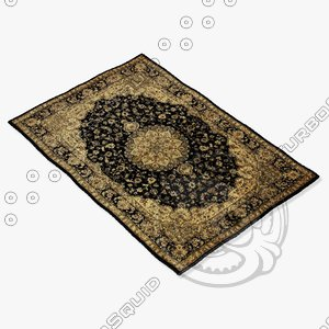 ragotex rugs 593293737 3d model