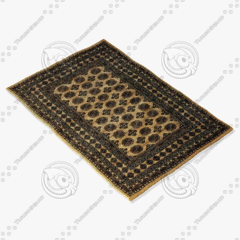 ragotex rugs 614042626 3d 3ds