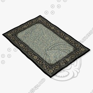 ragotex rugs 615405939 3d model