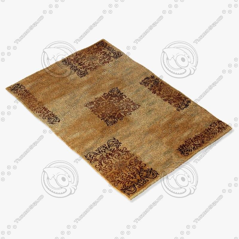 ragotex rugs 617276868 3d model