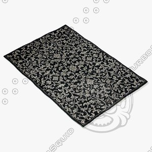 3d ragotex rugs 618173939 model