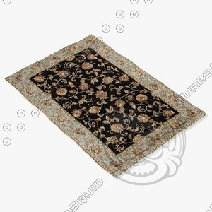 ragotex rugs 880373858 3d model