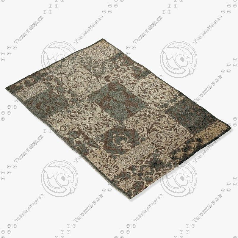 3d ragotex rugs 3000965590 model
