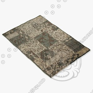 3d ragotex rugs 3000965590 model