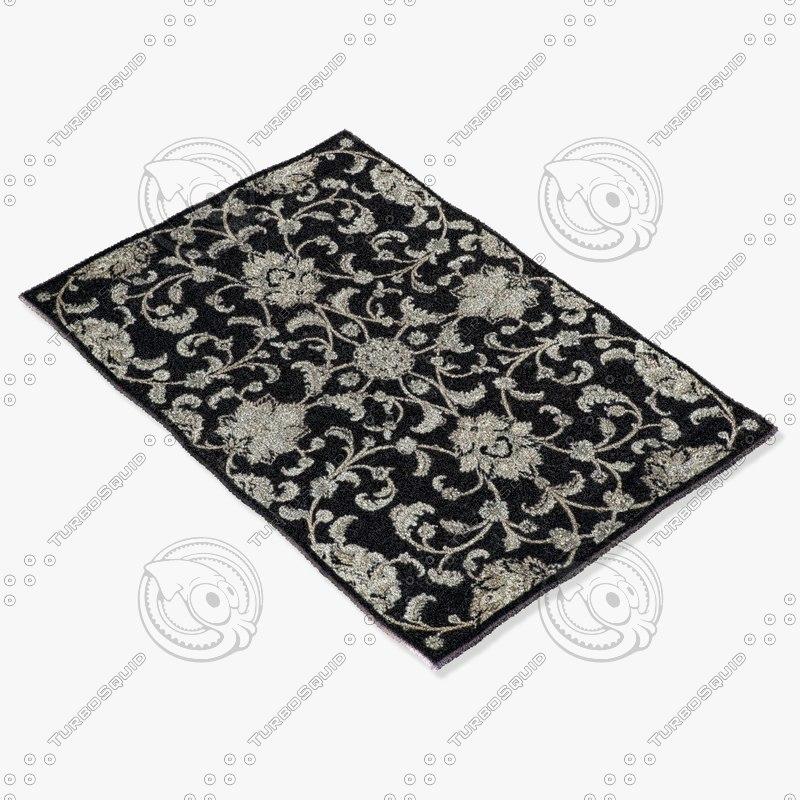 3d model ragotex rugs 30007352530