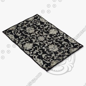 3d model ragotex rugs 30007352530