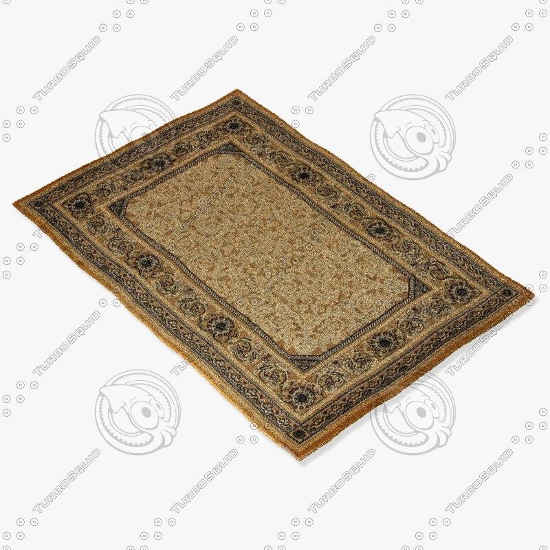 ragotex rugs 30015242420 3d max