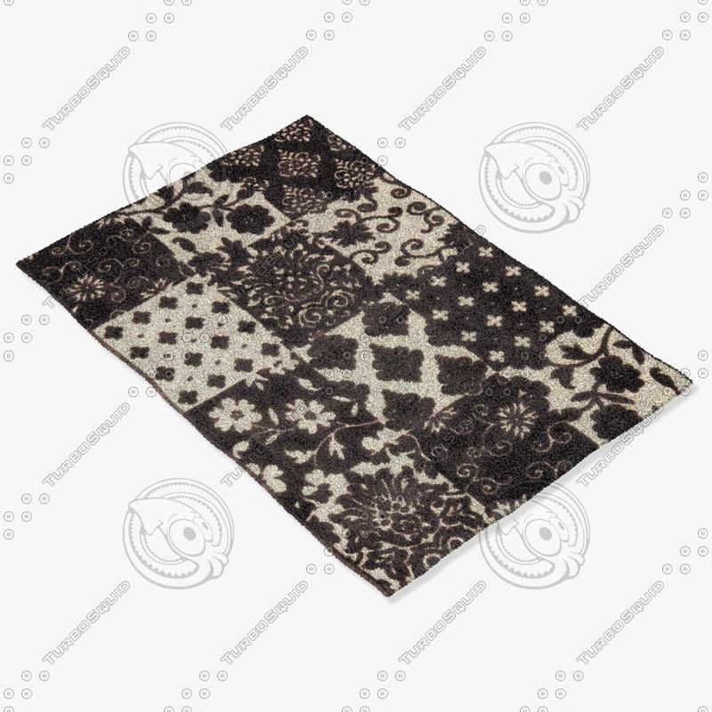 ragotex rugs 30054653590 3d model