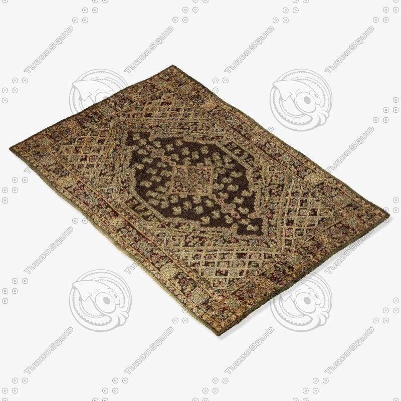 ragotex rugs 30249444440 3d model