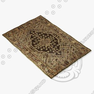 ragotex rugs 30249444440 3d model