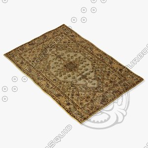 ragotex rugs 30249646460 3d model