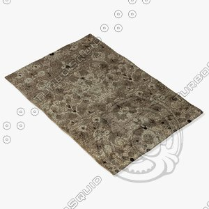 ragotex rugs 30252652590 3d model