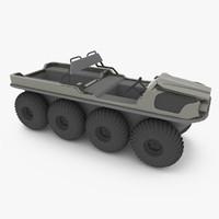 Argo Amphibious Vehicle
