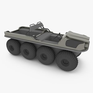 amphibious vehicle argo max
